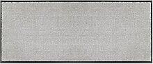 Fußmatte MIAMI MAMOR 67 x 150 cm hellgrau