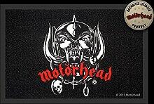 Fußmatte - Motörhead -Logo - Schwarz