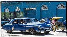 Fußmatte Oldtimer Auto Havana Oldtimer bedruckt