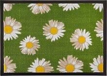 Fußmatte Spring, grün (38/59 cm)