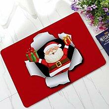 Fussmatte Weihnachten Weihnachtsmann