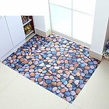Fußmatten/Eingangsmatten/Foyer home Badematte-A 100x120cm(39x47inch)