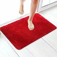 Fußmatten Fußmatten in die Halle Badezimmer WC