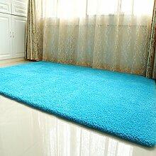 Fußmatten [Nachtrutschmatten] Watergate im Foyer für Bad und Küche-Matten und Anti-Rutsch Matten neben dem Bett-A 50x80cm(20x31inch)