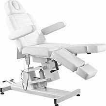 Fußpflegestuhl 25 elektrisch 1 Motor Massageliege