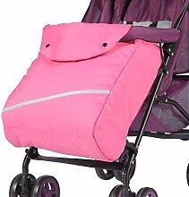 Fußsack Kinderwagen Fußabdeckung Universal