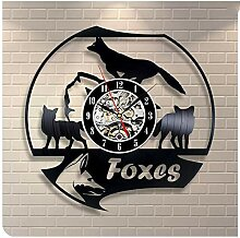 FUTIIF The Fox Modern Design Schallplatte 12 Zoll