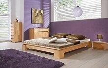 Futonbett Bett Schlafzimmerbet MAISON Buche massiv