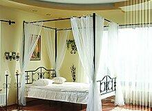 Futonbett Doppelbett Ehebett Metalbett für Ihre