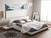 Futonbett - Holzbett - Bett 180x200 cm - Japan