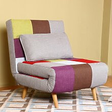 Futonsessel Decicco Ebern Designs