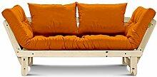 Futonsofa Beat mit Futon Comfort Plus 80x200 cm