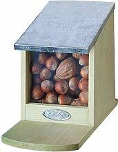 Futterhaus Eichhörnchen Futterautomat