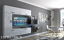 FUTURE 10 Wohnwand Anbauwand Wand Schrank Möbel