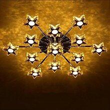 FuweiEncore Crystal Deckenleuchte Lampe,