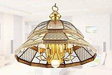 FuweiEncore Europäische Kupfer Lampe, Amerikaner