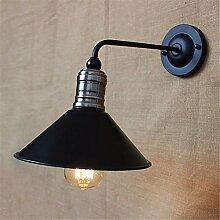 FuweiEncore Industrielle Vintage Wandleuchte Lampe