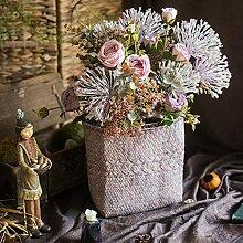 fuweizeng Designer Styling Blumensimulation