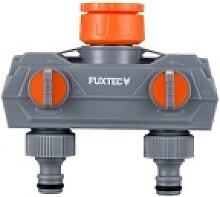 FUXTEC 2-Wege-Verteiler Premium FX-2WVT1