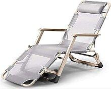 FVGBHN Sonnenliege Patio-Liegestuhl, klappbarer