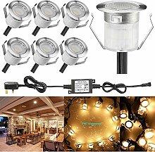 FVTLED SUBOSI 6 LED Einbaustrahler mit