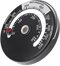 FXCO Magnetischer Ofen-Rauchrohr-Thermometer-multi