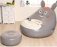 FXDDP Aufblasbarer Ultra-Lounge-Sessel mit