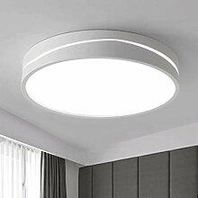 FXING Led-Lampe Schlafzimmer mit einfachen und