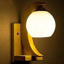 FXING Modernes Bett Schlafzimmer Wohnzimmer Lampe