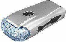 FXlight-C/Dynamo Taschenlampe 3LED