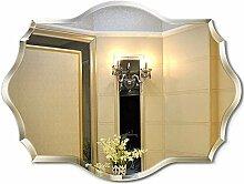 FXnn Badezimmerspiegel - einfacher rahmenloser