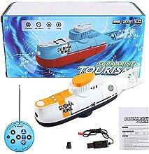 FXQIN Mini RC U-Boot Schiffsmodell mit