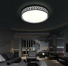 FYios LED-Deckenleuchte Moderne ebene