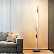 FYJK RGB Farbwechsel minimalistische Ecklampe, LED