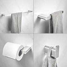 FYPARF 4-teiliges Badezimmer-Zubehör-Set,