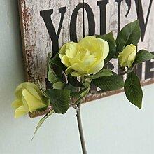 FYYDNZA Künstliche Blumen 1 Stück Diy Hochzeit