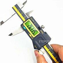 FYYONG 0-150mm 6inch 200mm 300mm 0.005mm TERMA ABS
