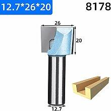 FYYONG Metric 1/2 Industrie Fräser CNC Werkzeuge