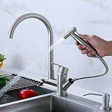 FZHLR 360 Schwenker-Küchenarmatur Mit