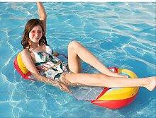 FZSM Aufblasbares Wasser Schwimmbett Mit