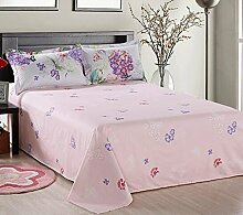 fzw Textilien Heimtextilien Bettwäsche (ohne Kissenbezüge) ( Farbe : H , größe : 200*230 )