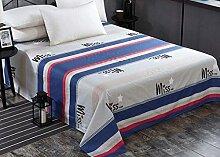 fzw Textilien Heimtextilien Bettwäsche (ohne Kissenbezüge) ( Farbe : N , größe : 250*230 )