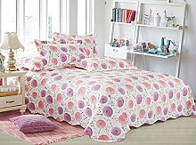 fzw Textilien Heimtextilien Bettwäsche (ohne Kissenbezüge) ( Farbe : K , größe : 240*230 )