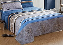 fzw Textilien Heimtextilien Bettwäsche (ohne Kissenbezüge) ( Farbe : M , größe : 120*230 )