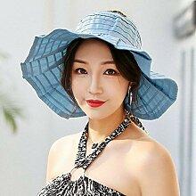 Fzwang Damen Hut Mütze Outdoor Sonnenschutz