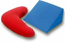 G Bettwarenshop Jersey Bezüge für Bumerangkissen