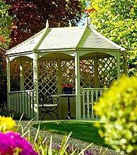 G&C Breite Winchester – achteckiger Holzpavillon