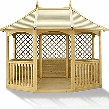 holzpavillon g nstig online kaufen lionshome. Black Bedroom Furniture Sets. Home Design Ideas
