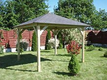 G&C Cotswold – Klassischer Holzpavillon mit