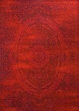 G & G Flora Carpets 1000a-red/Red Berlin